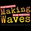 logo making waves