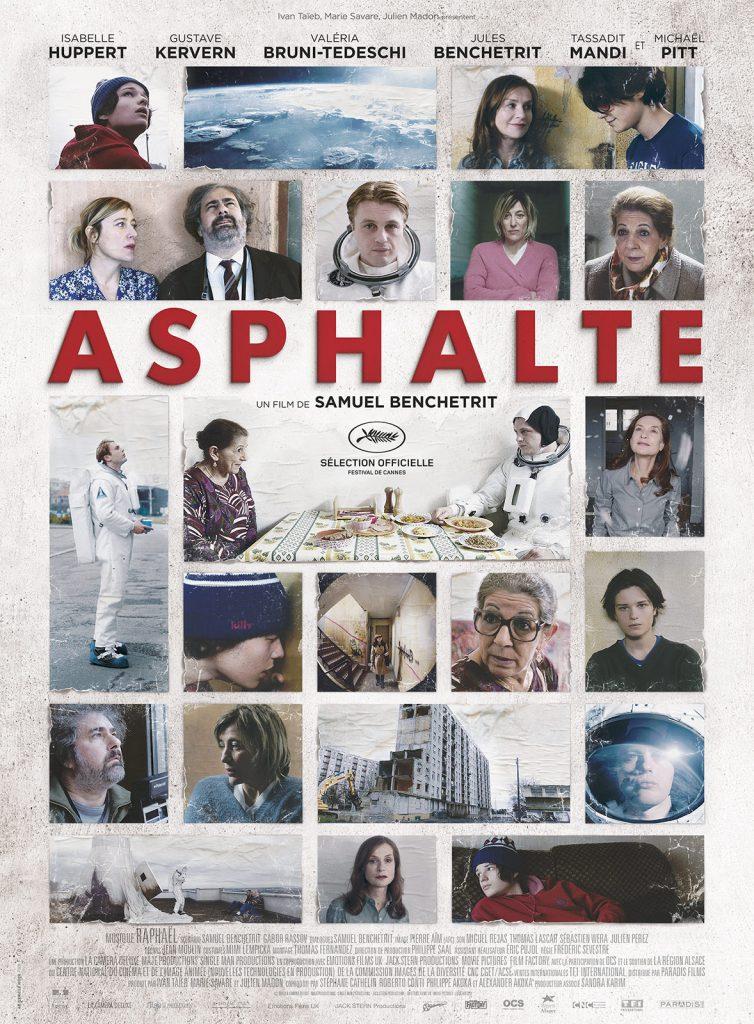 Asphalte - Samuel Benchetrit