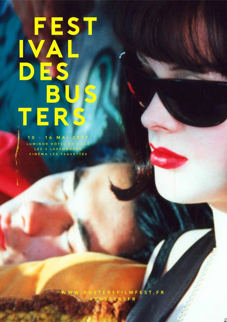 Affiche festival Busters