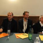 Bernard Tanguy, Laurent Daufes et Thierry Ragobert
