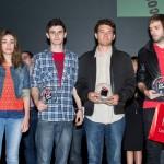 Les lauréats 2011