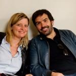 Jennifer Devoldère et Mathieu Ouillon