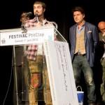 Clément Gonzalez et Philippe Lellouche